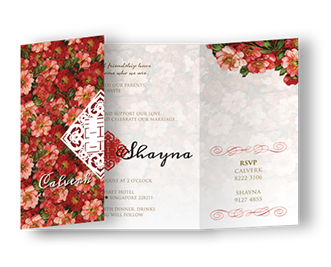 Wedding cards wedding invitations singapore stopboris Choice Image