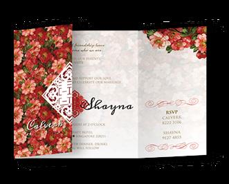 Wedding cards wedding invitations singapore stopboris Choice Image